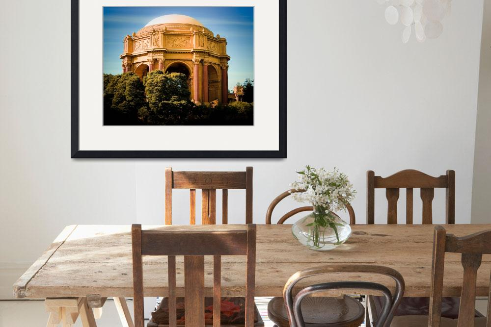 """SF Palace of Fine Arts&quot  (2009) by chesman"
