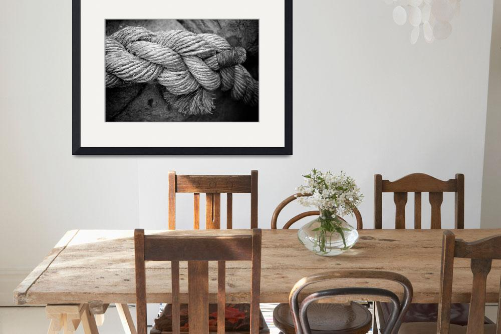 """Rope Knot&quot  by billfehr"
