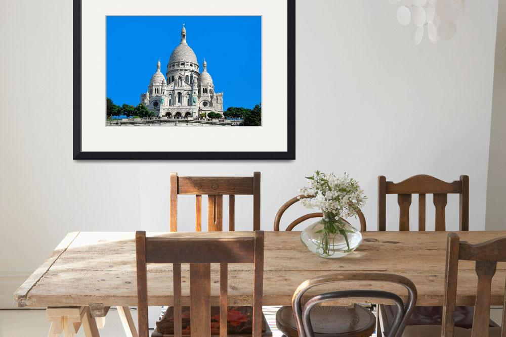 """Sacred Heart Of Paris&quot  (2009) by lanisrossi"
