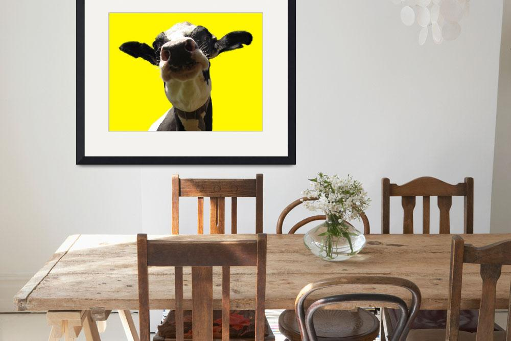 """Cow Crazy&quot  (2011) by Dullinger"