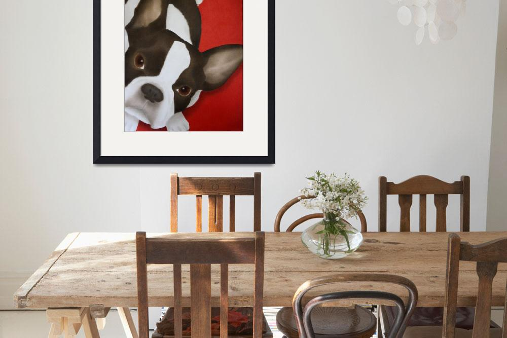 """French Bulldog&quot  (2011) by terrimeyers"