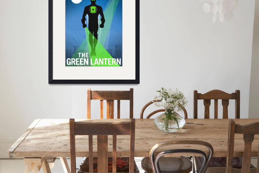 """Green Lantern&quot  (2011) by Tomatoskins"