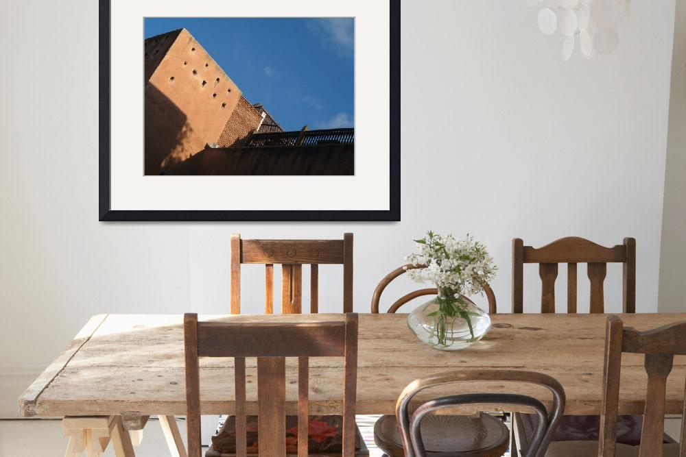 """Corners of Marrakesh&quot  (2009) by Liezh"