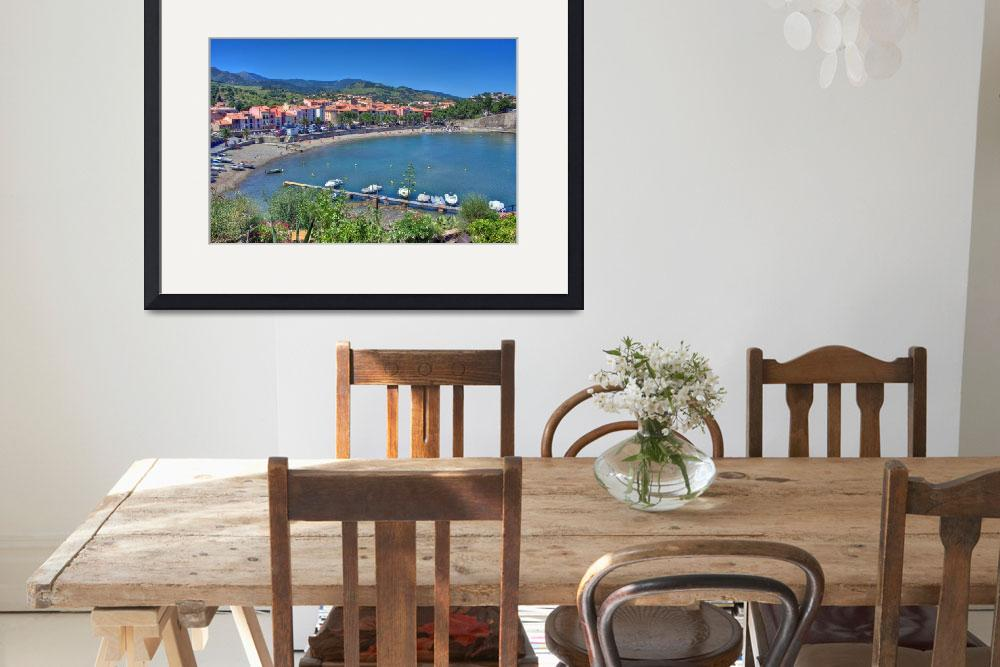 """Collioure&quot  (2011) by ImageArt-Photography"