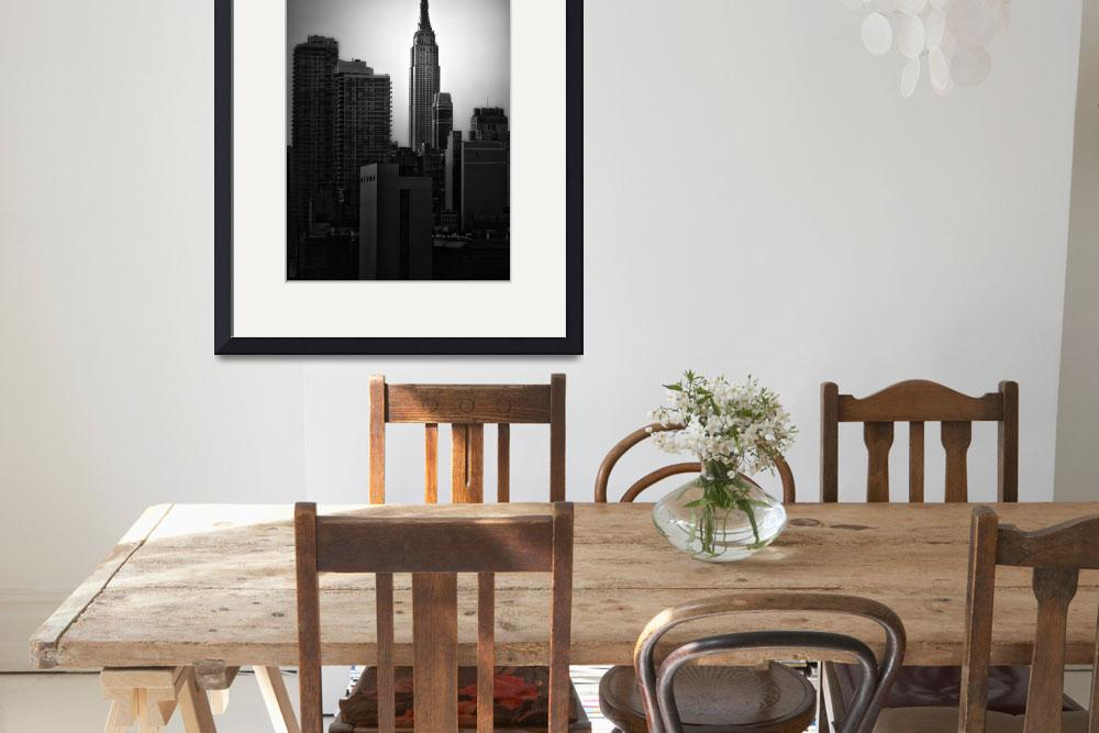 """Empire State Building&quot  (2011) by dennisherzog"