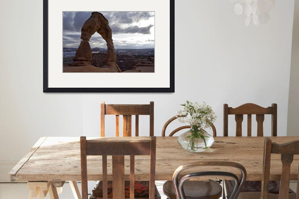 """Delicate Arch&quot  (2012) by MChapman"