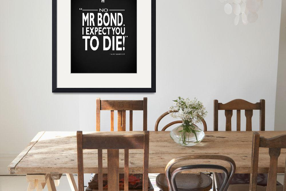"""Goldfinger - Expect You To Die&quot  (2015) by mark-rogan"