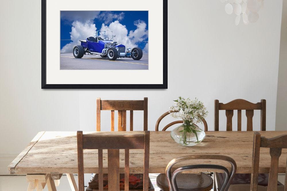 """1923 Ford T Roadster Pickup&quot  by FatKatPhotography"
