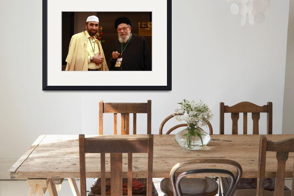 """The Imam and the Rabbi&quot  by judys"