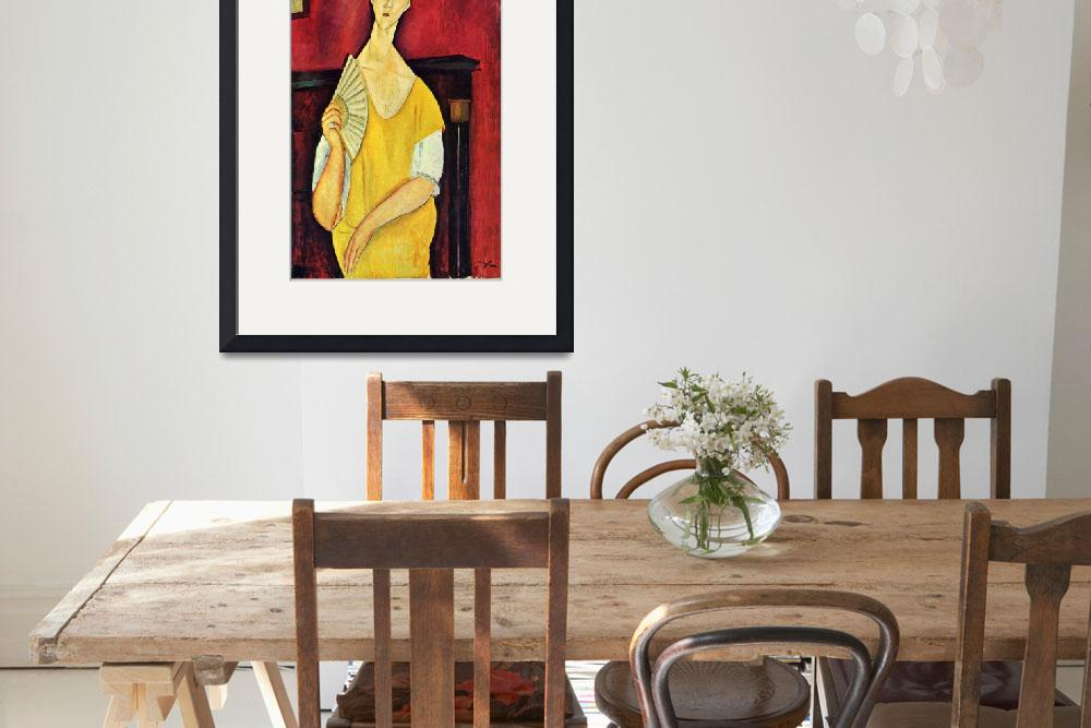 """Amedeo Clemente Modigliani Painting 10&quot  by ArtLoversOnline"