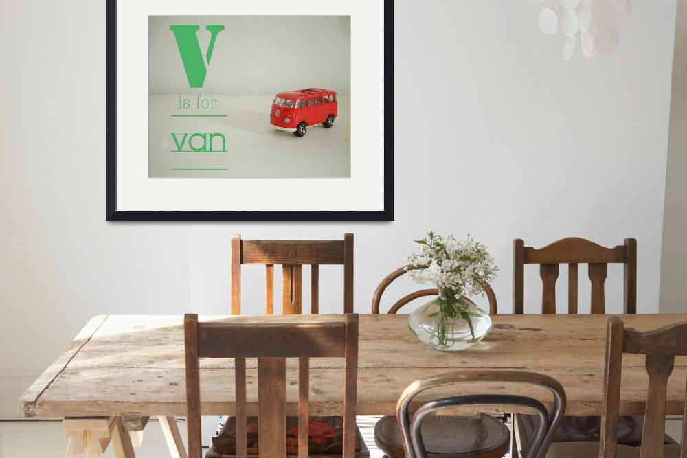 """V is for Van&quot  (2009) by mkcphotography"