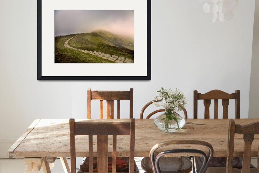 """Mam Tor&quot  by GaryJS"