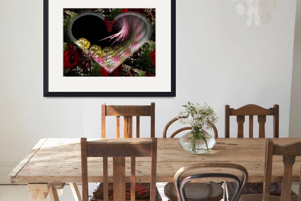 """Spiral In Love&quot  (2008) by Sonia"