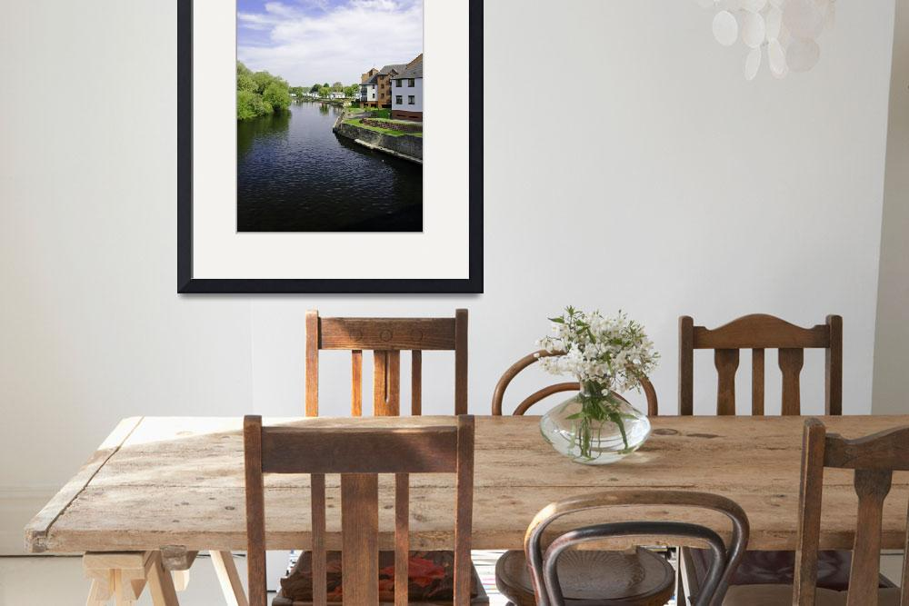 """River Avon From Workman Bridge (30121-RDA)&quot  (2011) by rodjohnson"