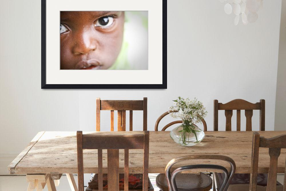 """Africa - Eyes of a Child 4&quot  by forgiven"