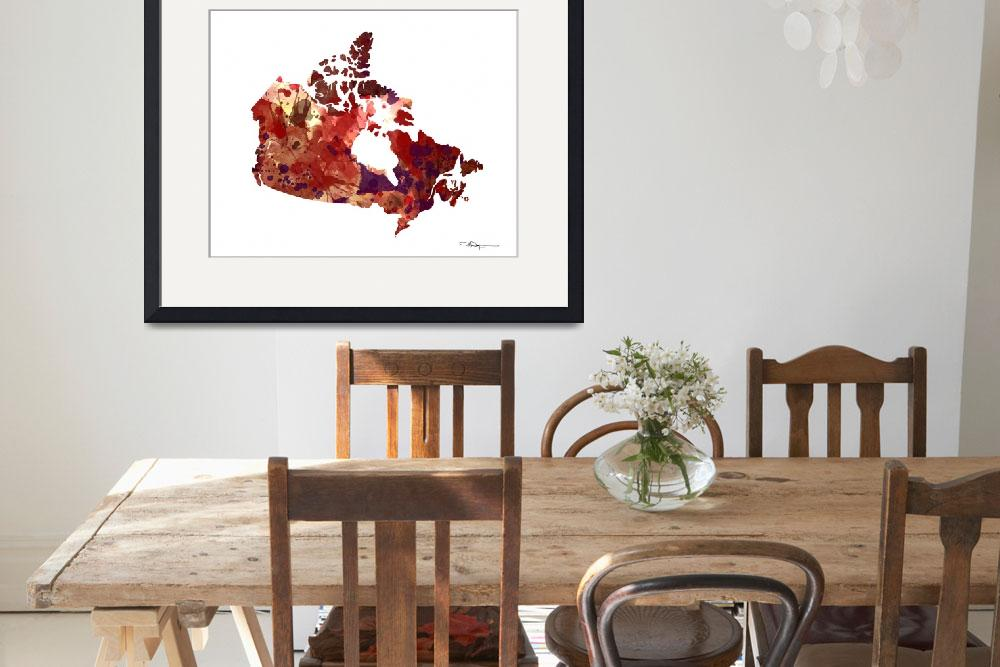 """Canada&quot  (2015) by k9artgallery"