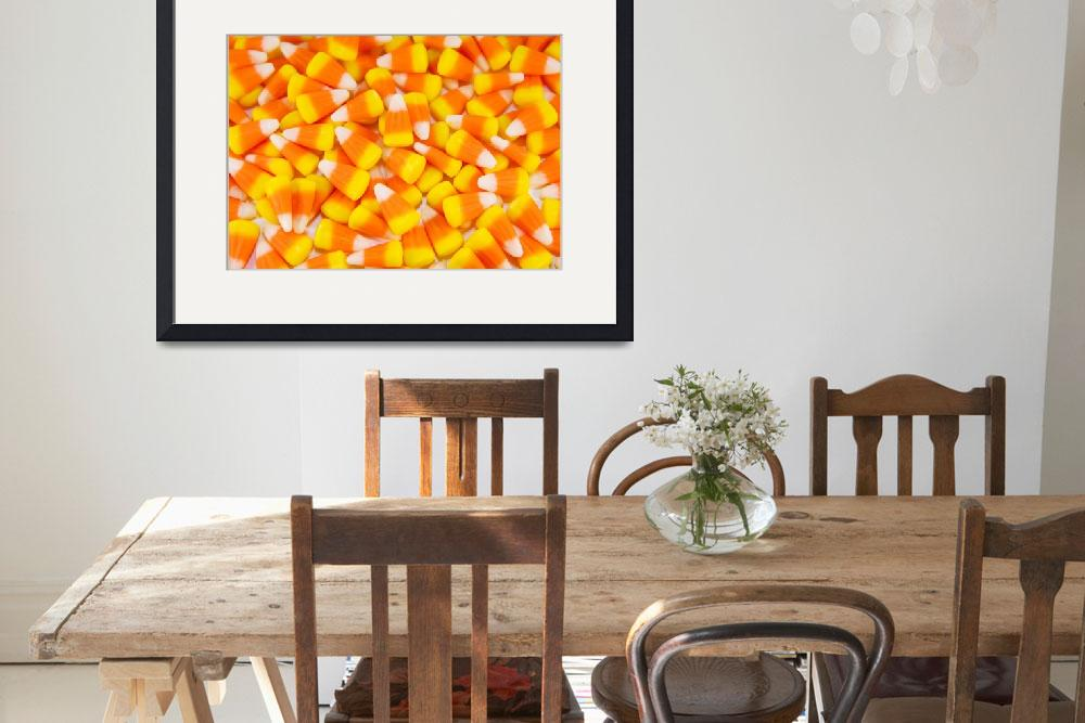 """Candy Corn&quot  (2007) by digitalvisions"
