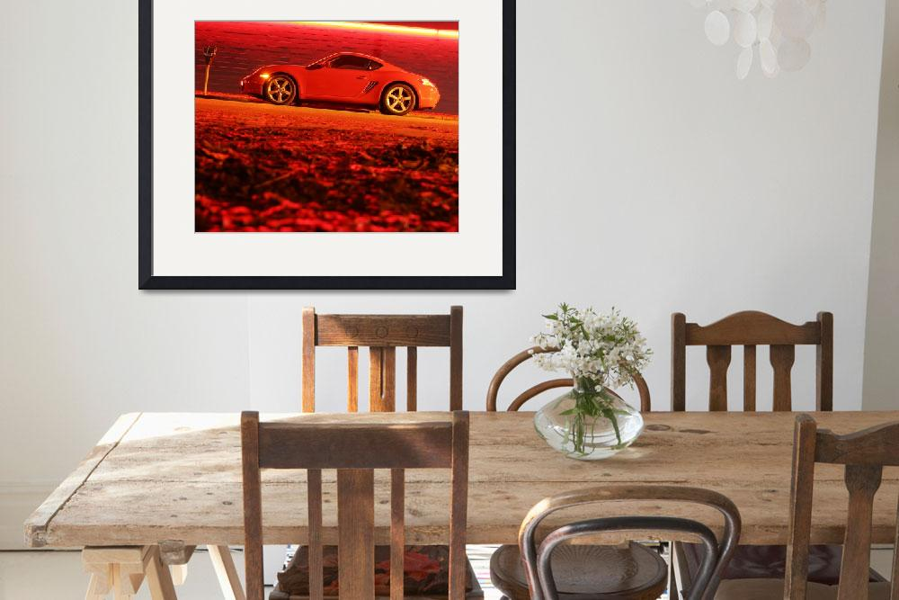 """2007 Porsche Cayman&quot  by AutoExposure"