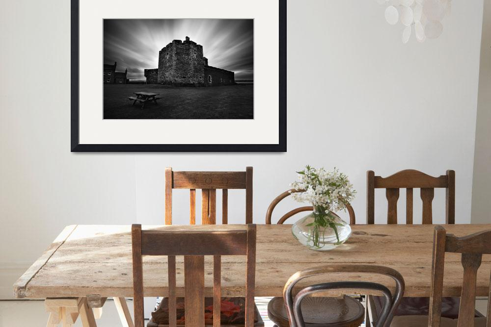 """Blackness Castle&quot  (2009) by CheeSeong"