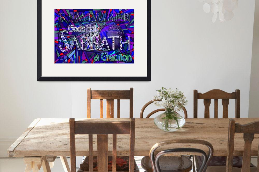 """Sabbath of Creation&quot  (2007) by DCLWolf"