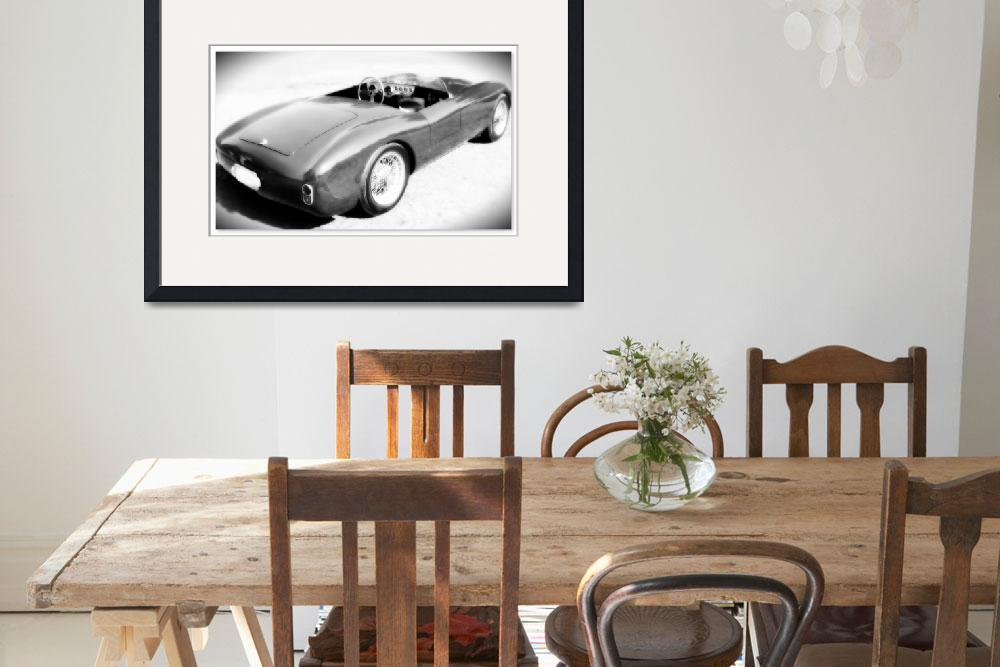 """Retro Cars, Vintage cars, Old Cars&quot  by Aneri"