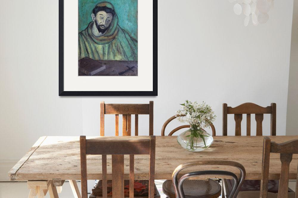 """Saint Francis of Asissi  - San Francesco d"