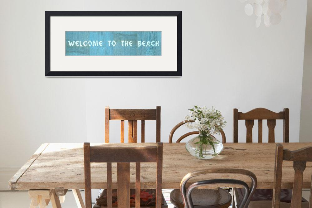 """Welcome to the Beach&quot  (2013) by Michelle1991"