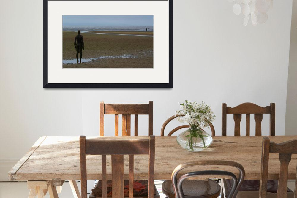 """Crosby Beach (2)&quot  by joannetopping"