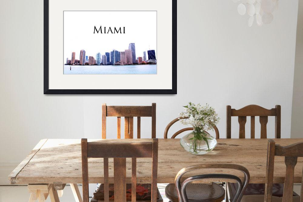 """Miami&quot  by ideaproductions"