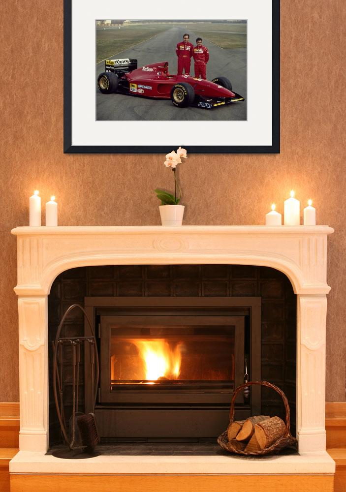 """1994 Ferrari Launch&quot  (1994) by legko"