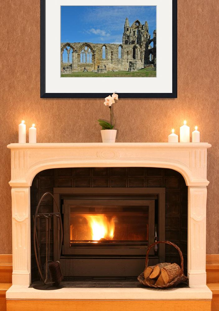 """Whitby Abbey  (15550-RDA)&quot  (2008) by rodjohnson"