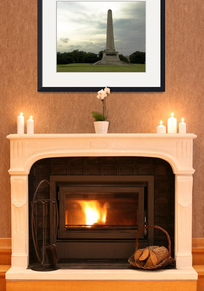 """Wellington Monument&quot  (2014) by ValeriesGallery"