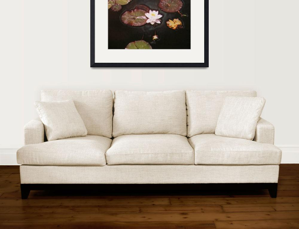 """lotus3&quot  (2005) by myshellazart"