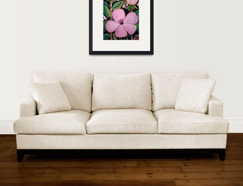 """Flower Art Print - Desert Rose&quot  by artprint"