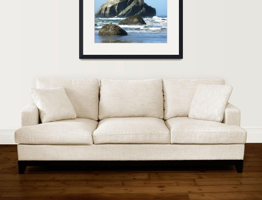 """Bandon Oregon&quot  by Tapestry"