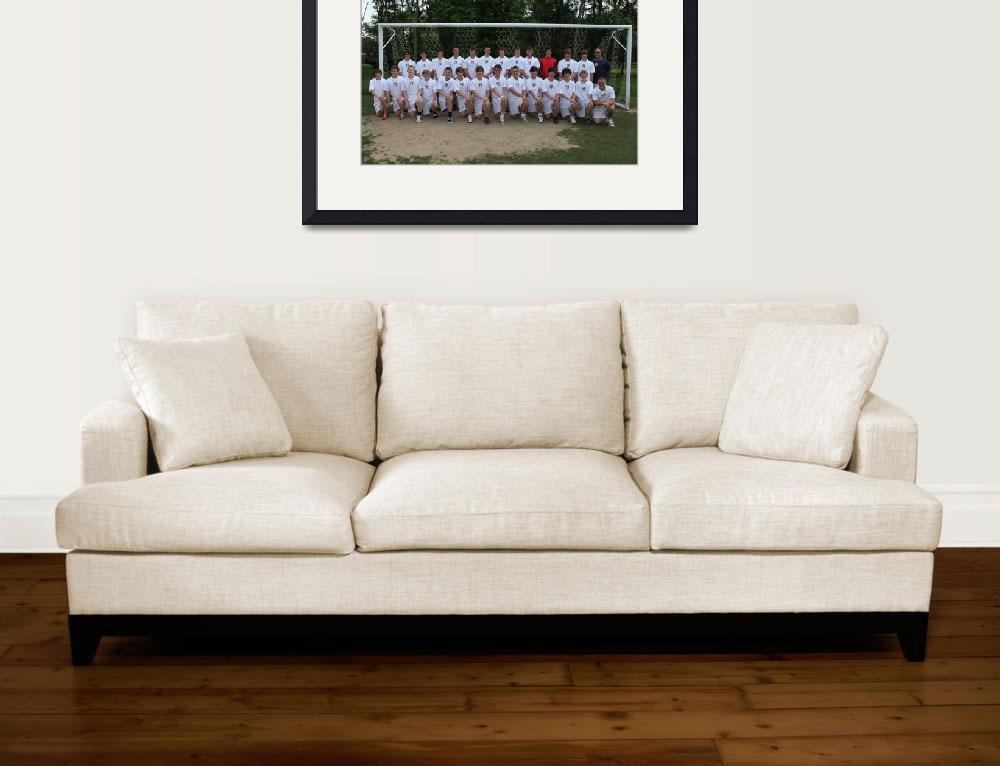 """DCA Soccer 2011 Team Photo--Smiling&quot  (2011) by tsgentuso"