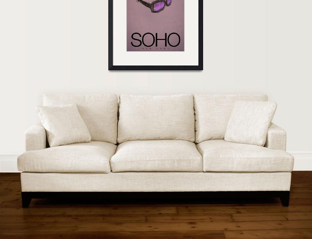 """Soho Fashion Shades&quot  by FirstCollection"