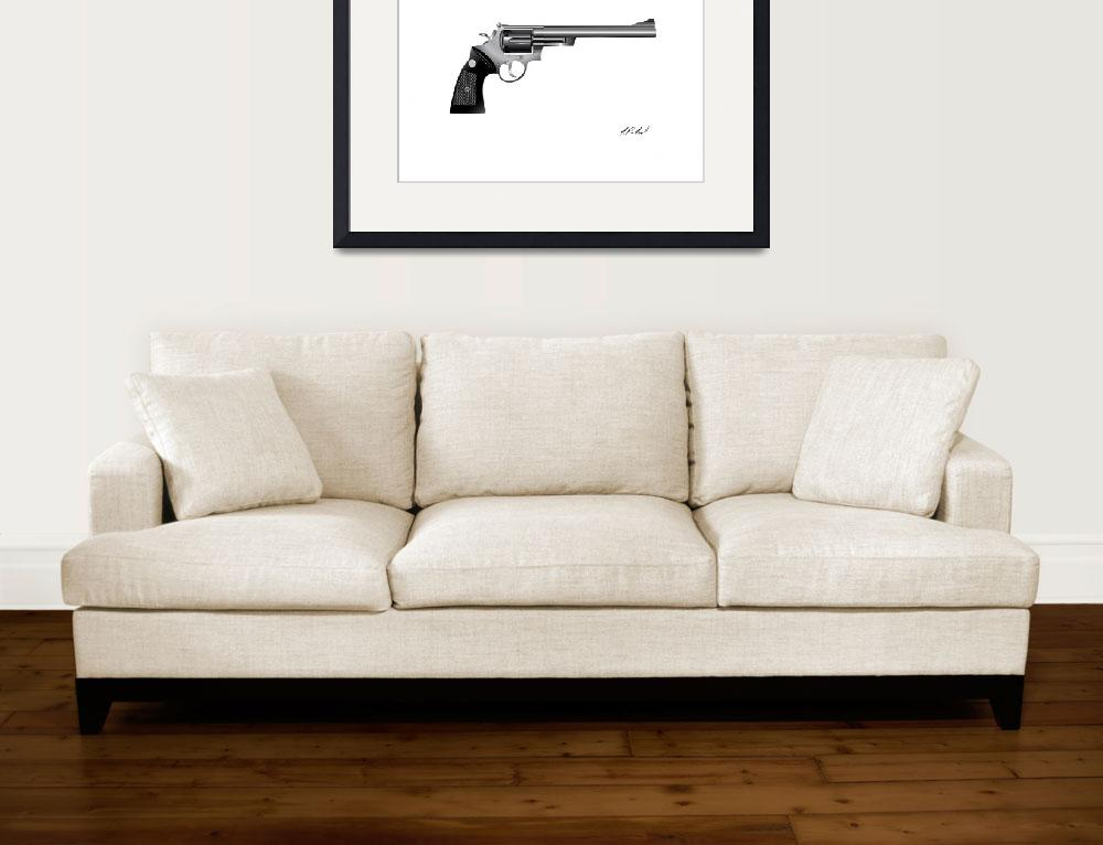 """44 Magnum&quot  (2013) by nathanpoland"