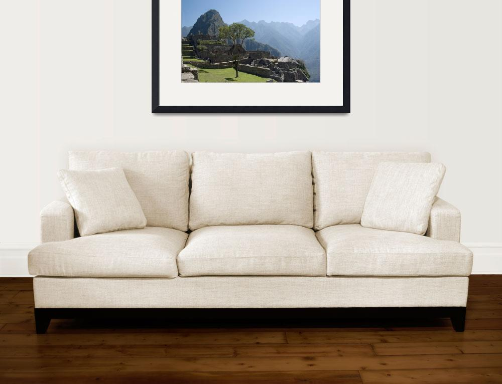 """Machu Pichu 1&quot  (2008) by sphraner"