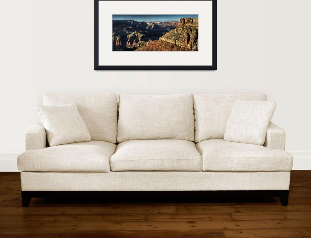 """Canyon Panorama&quot  (2008) by bryanscott"
