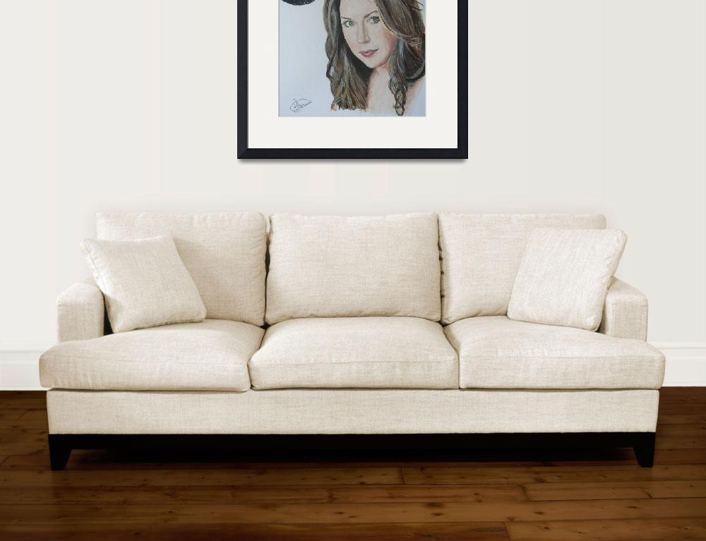 """Hayley Westenra&quot  (2008) by Rogertheartist"