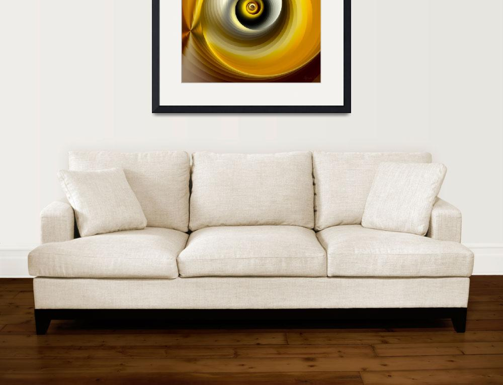 """The Eye (1)&quot  (2013) by AnneVis"