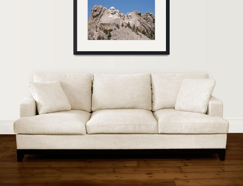 """mount rushmore&quot  (2009) by jsethphotography"