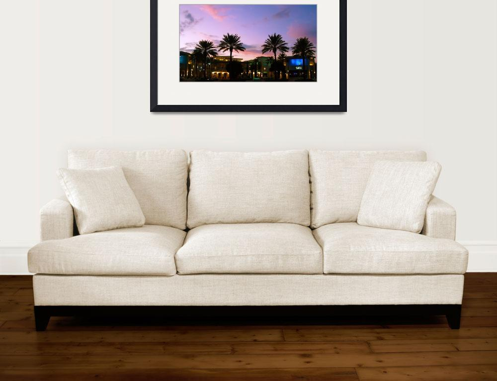 """Night on the Town Palm Beach Florida&quot  (2015) by Ricardos"