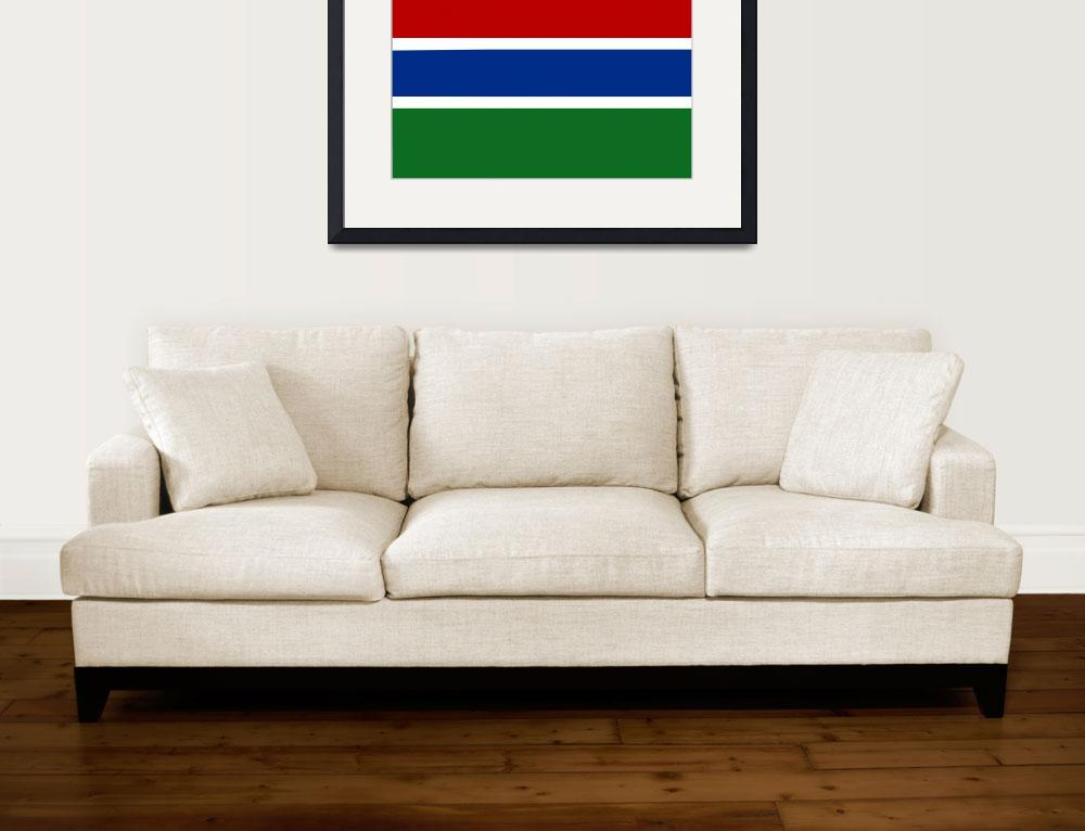 """gambia&quot  by tony4urban"