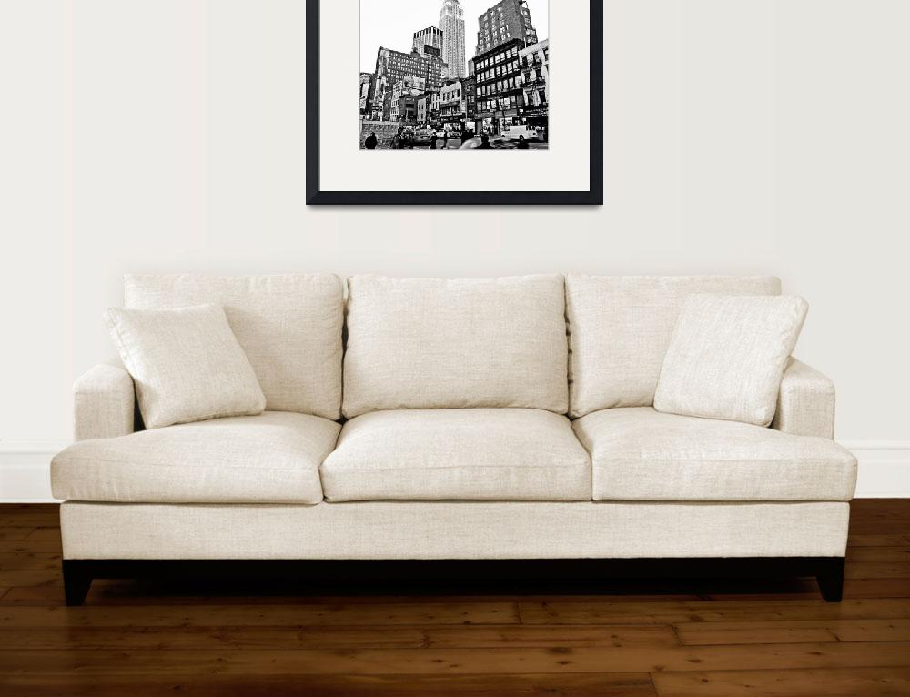 """Midtown West&quot  by LocalStockPhoto"