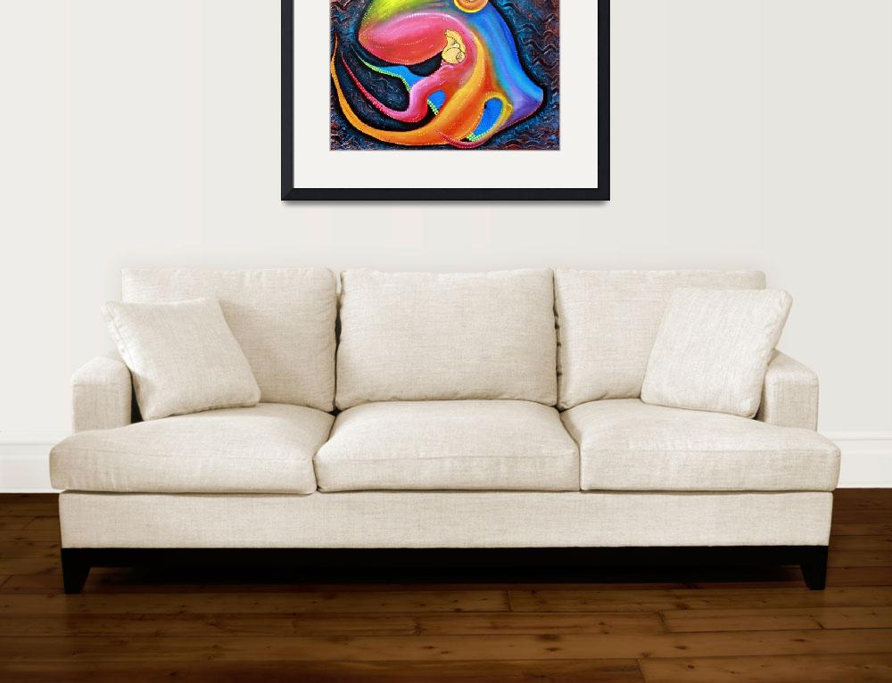 """Giant Octopus ""Sea Of Portugal""&quot  (2013) by ArtPrints"