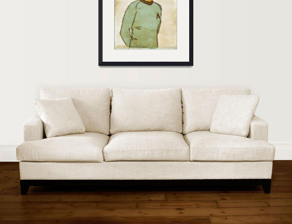 """SPOCK - Colorful Metaphors - Original Art&quot  (2009) by nonobjective"