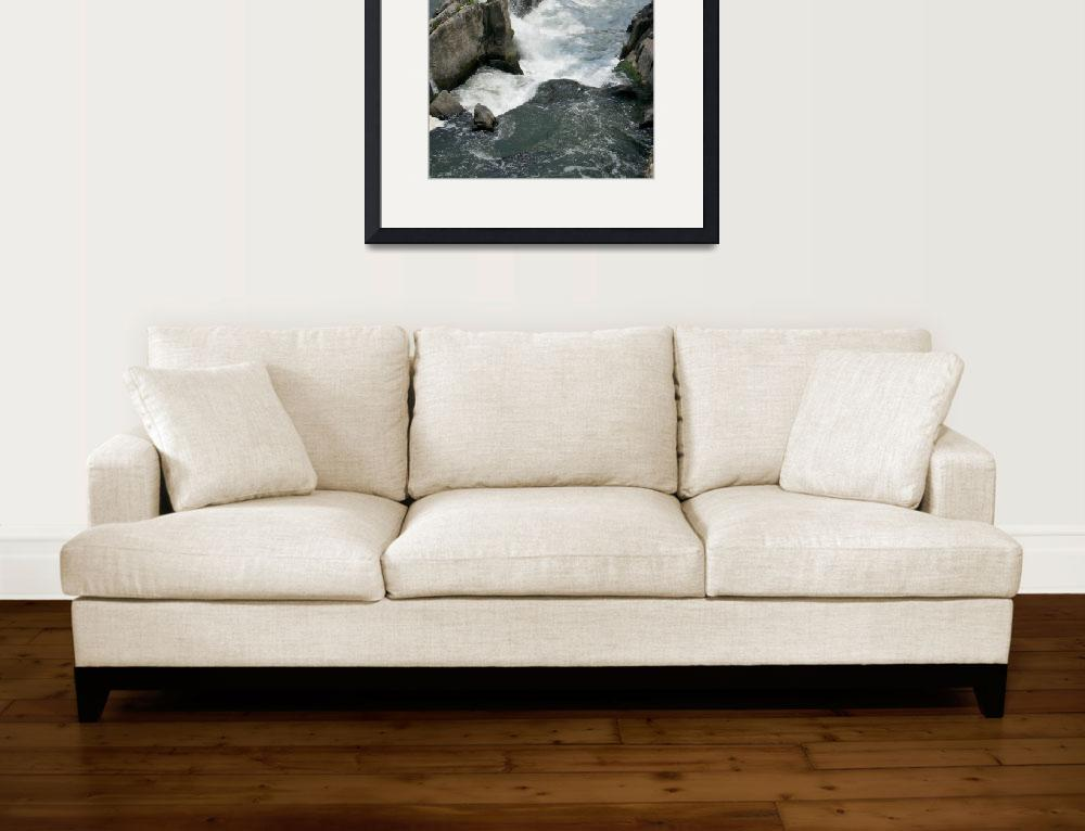 """Great Falls IV&quot  (2007) by artlodesigns"