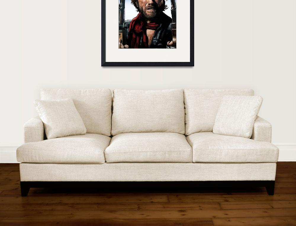 """Clint - The Outlaw Josey Wales&quot  (2016) by DanAvenell"